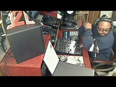 W-HLF (Hot LIke Fire) Jazz Radio Show 3-3-16