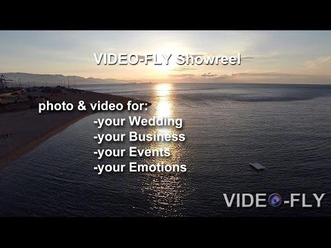 VideoFly Showreel 2015 - aerial filming - Dario Baietto - video-fly