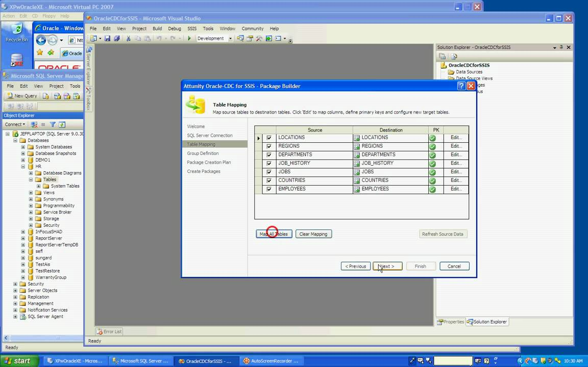 ATTUNITY ORACLE WINDOWS 7 X64 TREIBER