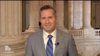 Rep.-elect Waltz, a former Green Beret, shares his congressional vision