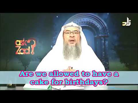 Download Are we allowed to have cakes for birthdays? - Sheikh Assim Al Hakeem
