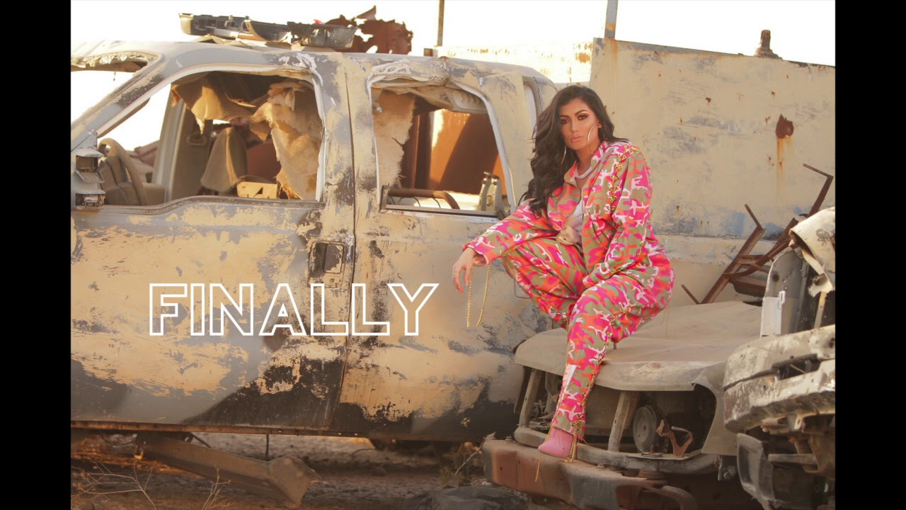 HELLY LUV - FINALLY (Audio)