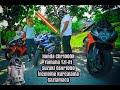 Honda Cbr1000rr vs Yamaha Yzf-R1 vs Suzuki Gsxr1000