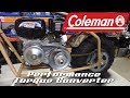 Coleman CT200 Series TAV Install