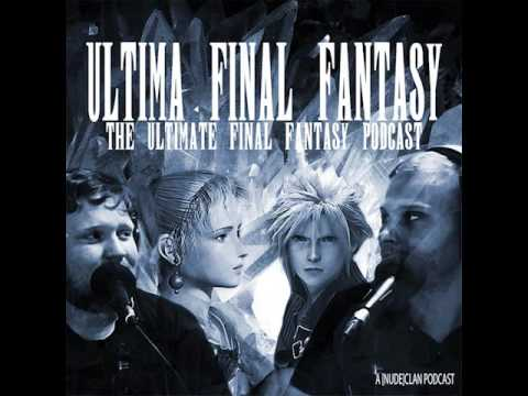Ultima Final Fantasy Podcast | Episode 98: Crisis Core: Final Fantasy VII Review