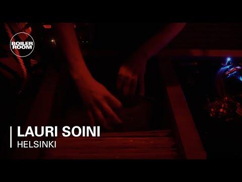 Lauri Soini Boiler Room Helsinki DJ Set