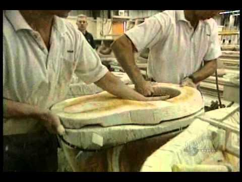 Como se hacen los wc youtube for Como se fabrica el marmol