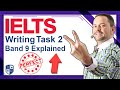 IELTS - Task 2 Writing – How to Score Band 9