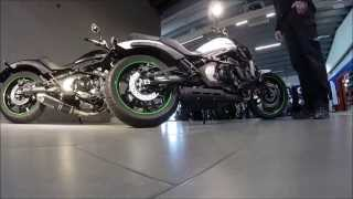 2015 Vulcan S Dyno Power Full exhaust system sound