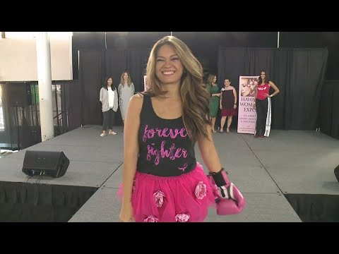 Hawaii Woman Expo fashion runway shows