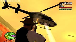 The Chain Game Mod - GTA San Andreas - Reuniting the Families - Los Santos Finale mission 1