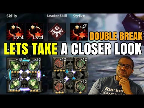 DESTINY6 : A CLOSER LOOK - DOUBLE BREAKERS ( New Series! )
