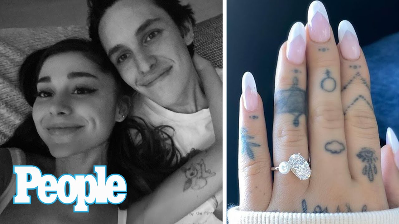 Ariana Grande and Dalton Gomez Are Engaged, Singer Says