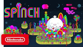 Spinch - Announcement Trailer - Nintendo Switch