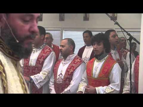 Divine Liturgy @ St Justina Coptic Orthodox Church