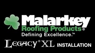 How to Install Legacy XL High Profile Architectural Shingles video thumbnail