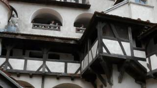 Bran Castle, Transylvania, Romania -- Legandary home of Vlad The Impaler or Dracula