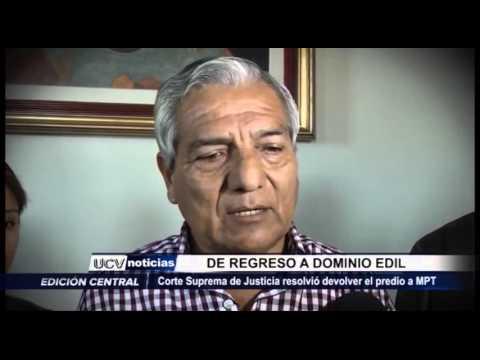 Trujillo: Devolverán predio donde funciona Club Libertad a MPT