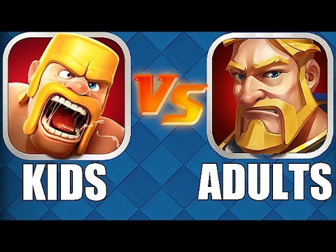 ADULT VERSION OF CLASH OF CLANS!!🔸NEW iOS GAME CLONE🔸