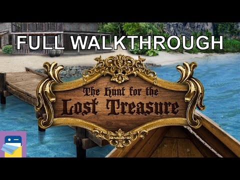 The Hunt for the Lost Treasure: FULL Game Walkthrough & iOS  Android Gameplay by Syntaxity