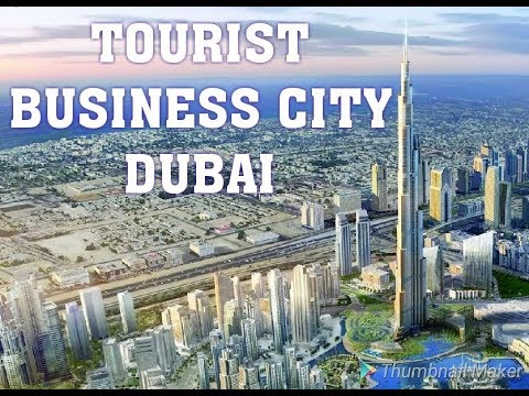 Business hub Dubai