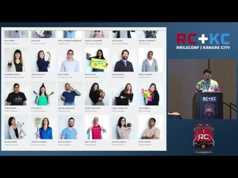 RailsConf 2016 - Step 1) Hack, Step 2) ?, Step 3) Profit By Bradley Herman