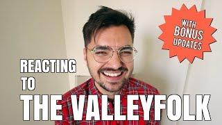Reacting To The Valleyfolk   Elliott Morgan