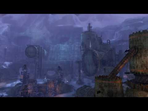 Black Earth Coal Mine Vista | Dredgehaunt Cliffs | Guild Wars 2