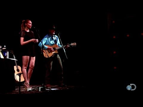 Jewel and Atz Kilcher Sing Theme Song to Alaska: The Last Frontier