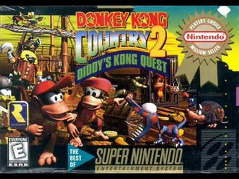 Donkey Kong Country 2 - Mine Theme