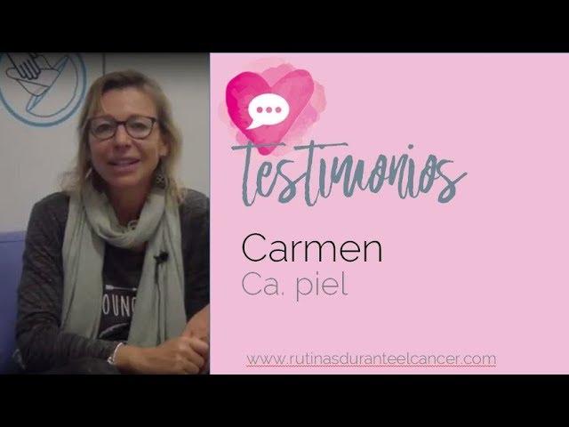 Carmen Romero, Ca. piel