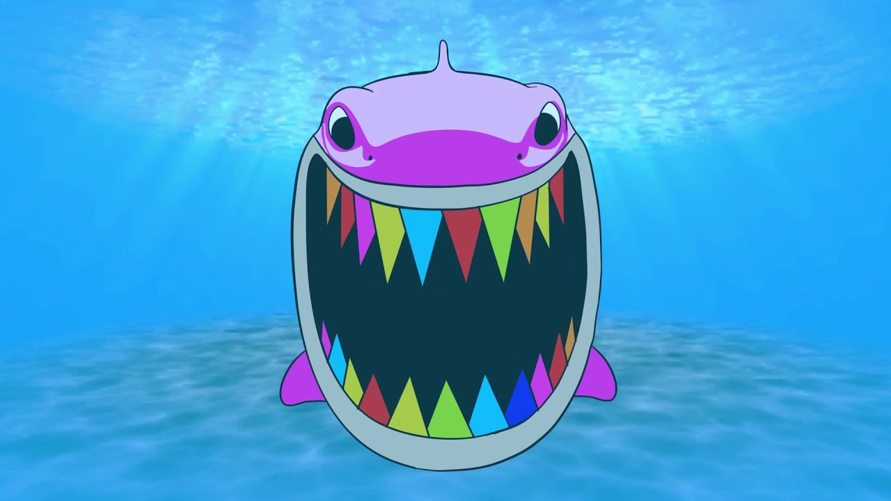 Gooba Shark Animation 6ix9ine Youtube