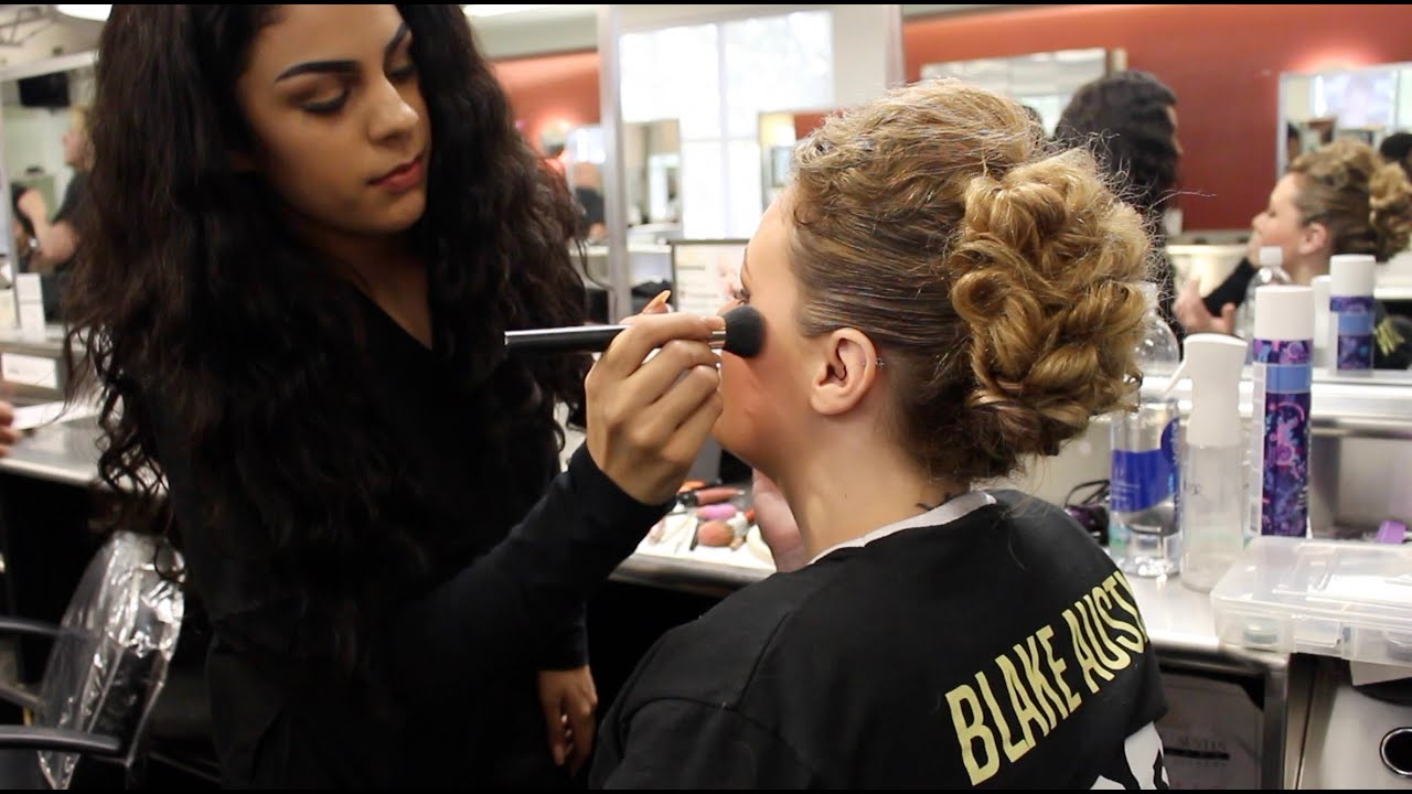 Team Building: Hair and Makeup Challenge - Blake Austin College ...