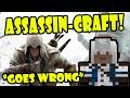 Minecraft | ASSASSIN-CRAFT MOD! | Assassin Creed Mod!