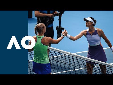 Garbiñe Muguruza Vs Kiki Bertens - Extended Highlights (R4)   Australian Open 2020
