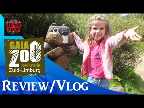Review/Vlog Zoo Gaiapark, Kerkrade Limburg