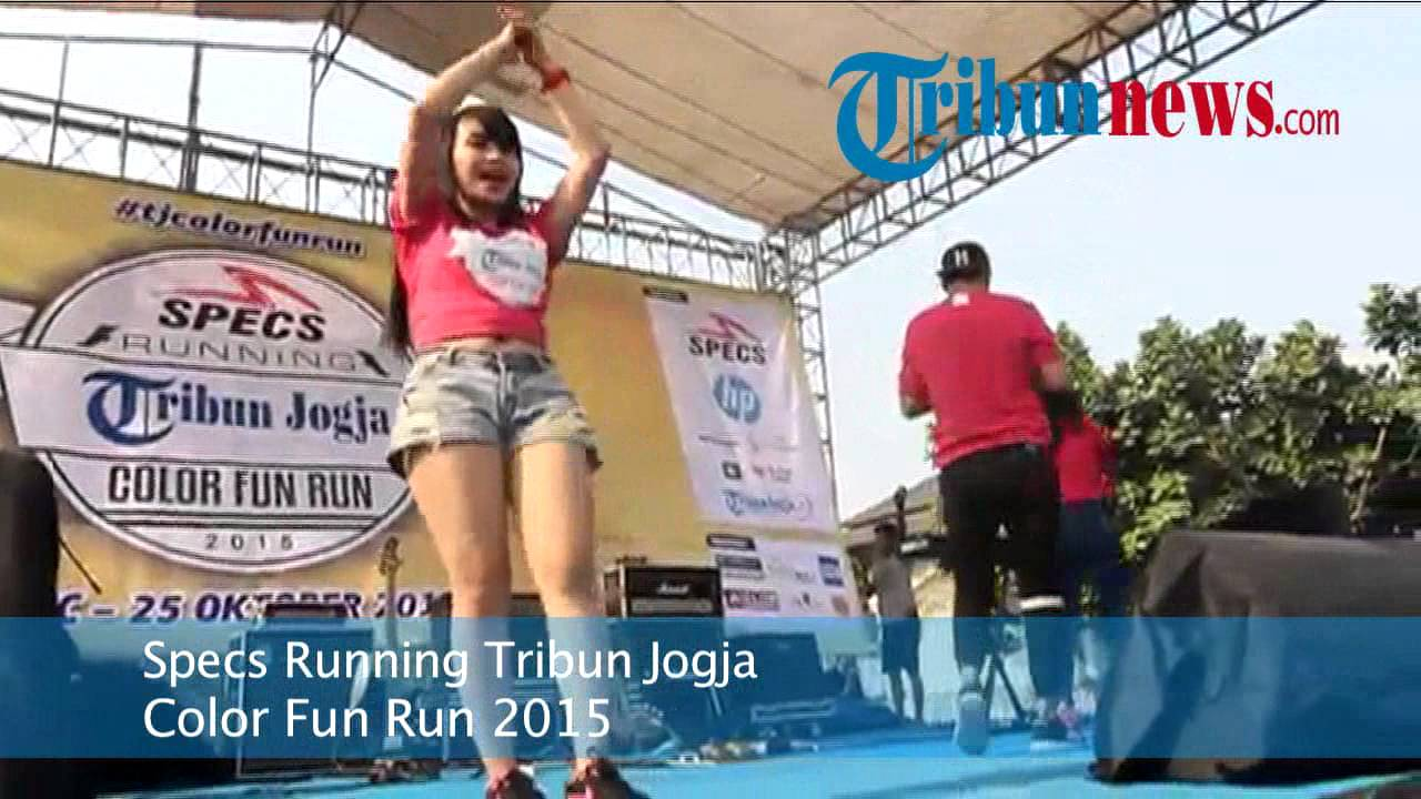 Tips cara membuat parcel sendiri tribun jogja picture - Specs Running Tribun Jogja Color Fun Run 2015