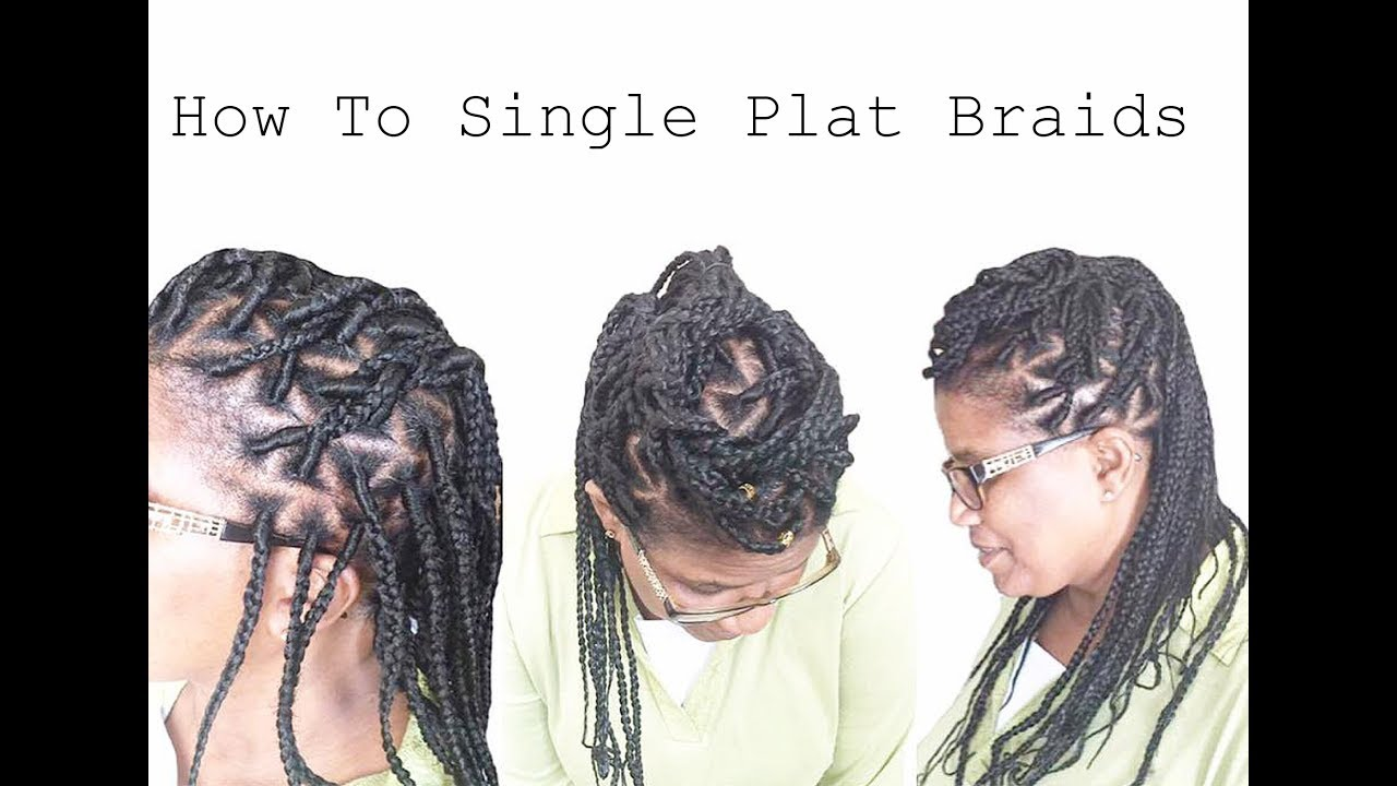 How To BOX BRAIDS! Yah OR Nah??