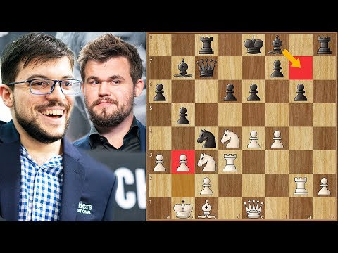 Game Of Endless Possibilities || Carlsen Vs MVL || Grand Chess Tour Finals (2019) | TB