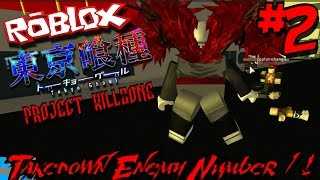 TAKEDOWN ENEMY NUMBER 1! | Roblox: Tokyo Ghoul Project Killzone - Episode 2