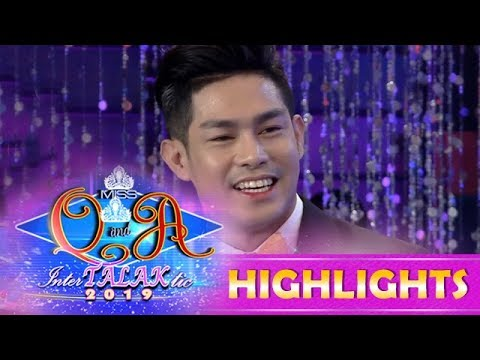 It's Showtime Miss Q & A: Ion admits that he has a girlfriend!