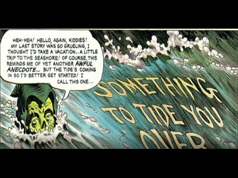 Creepshow Comic 4 - Something To Tide You Over