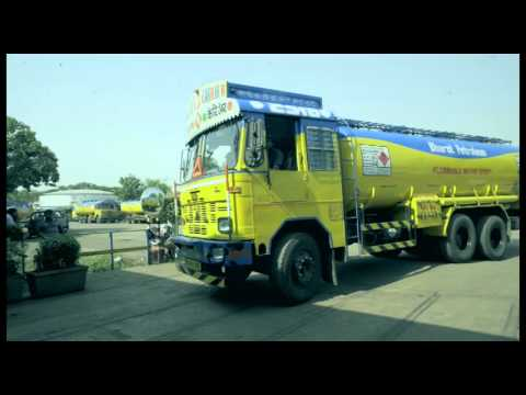 BPCL Tank Lorry Safety Film 1