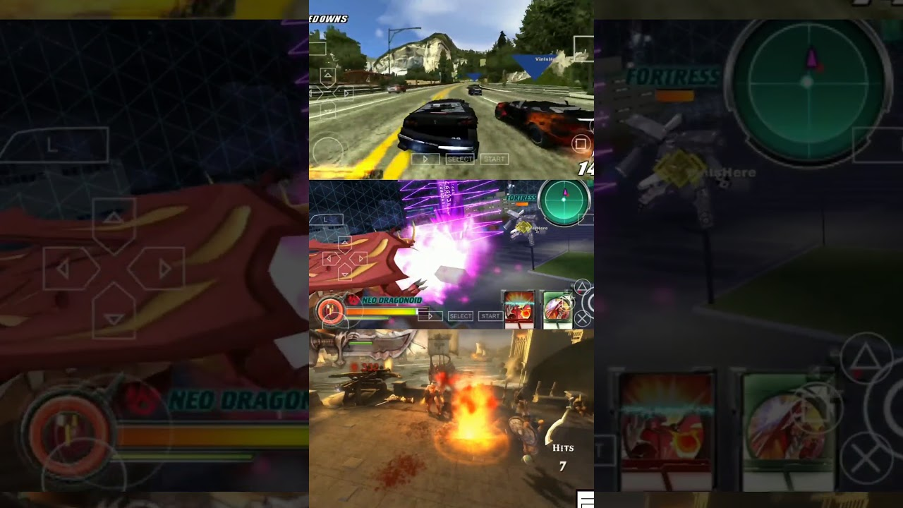 PSP WORLD - PROMO VIDEO - BEST APP TO DOWNLOAD PPSSPP GAMES