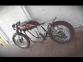 Honda CB 550 K3 Cafe Racer Build | Modifications 2015 by 550moto