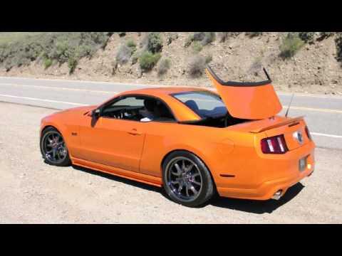 Galpin Mustang Convertible Hardtop