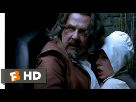 Girl with a Pearl Earring (10/12) Movie CLIP - Painting You at My Pleasure (2003) HD