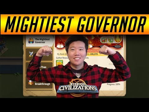 BEST Mightiest Governor Event Tips, Guide and Hacks | Rise of Kingdoms