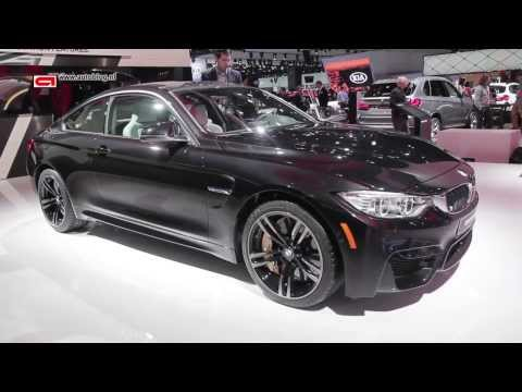 Live: the new BMW M3 & BMW M4
