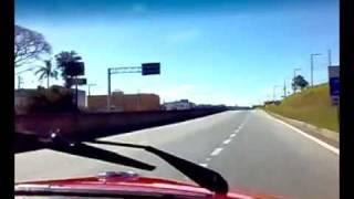 Tonella  -  fusca 72 1500 teste na estrada